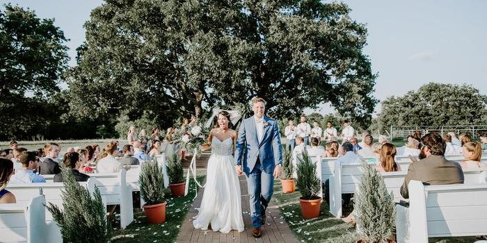 Flying V Ranch wedding Dallas