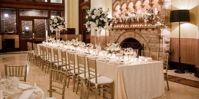 Union Station Hotel wedding Nashville
