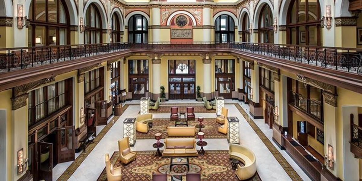 Union Station Hotel Weddings Get Prices for Wedding Venues in TN