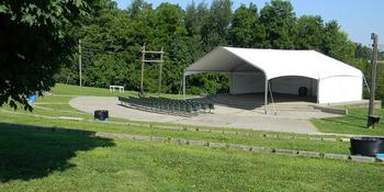 Clear Creek Park Amphitheater weddings in Shelbyville KY