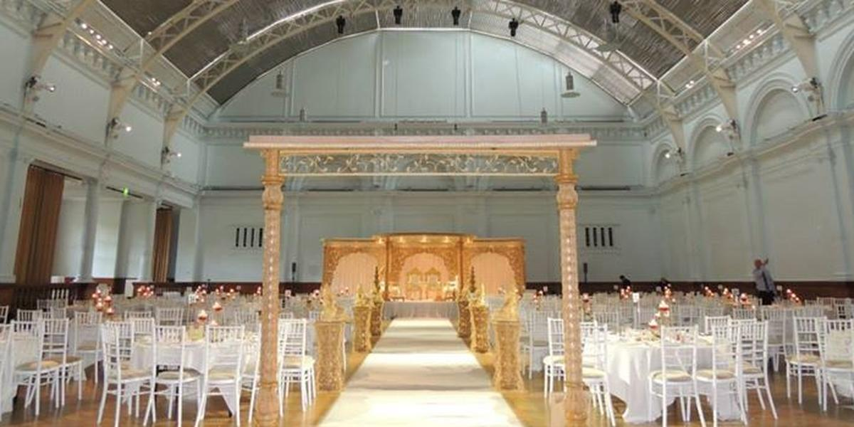 Horticultural Hall Weddings