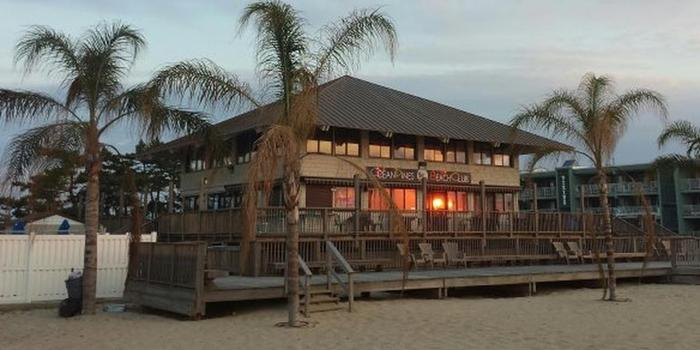 Ocean City Beach Wedding: The Ocean Pines Beach Club Weddings