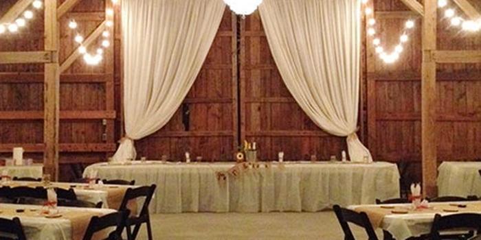 Weddings at Cosgray Christmas Trees Weddings
