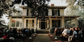 Historic Mabry-Hazen House weddings in Knoxville TN