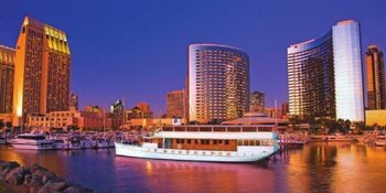 Hornblower Cruises San Diego weddings in San Diego CA