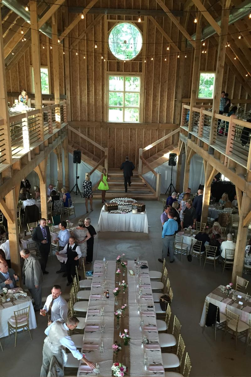 Mapleside Farms Barn Weddings