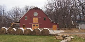Mapleside Farms: Barn weddings in Brunswick OH