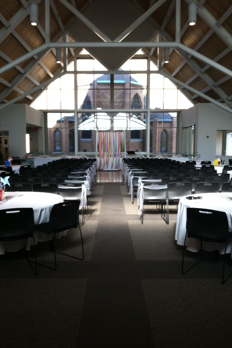 Grace Center wedding venue picture 7 of 8 - Provided by: Grace Center