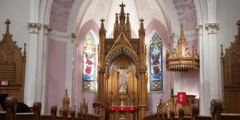 Grace Evangelical Lutheran Church weddings in Milwaukee WI