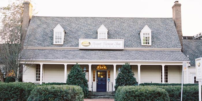 Mount Vernon Inn wedding Fredericksburg