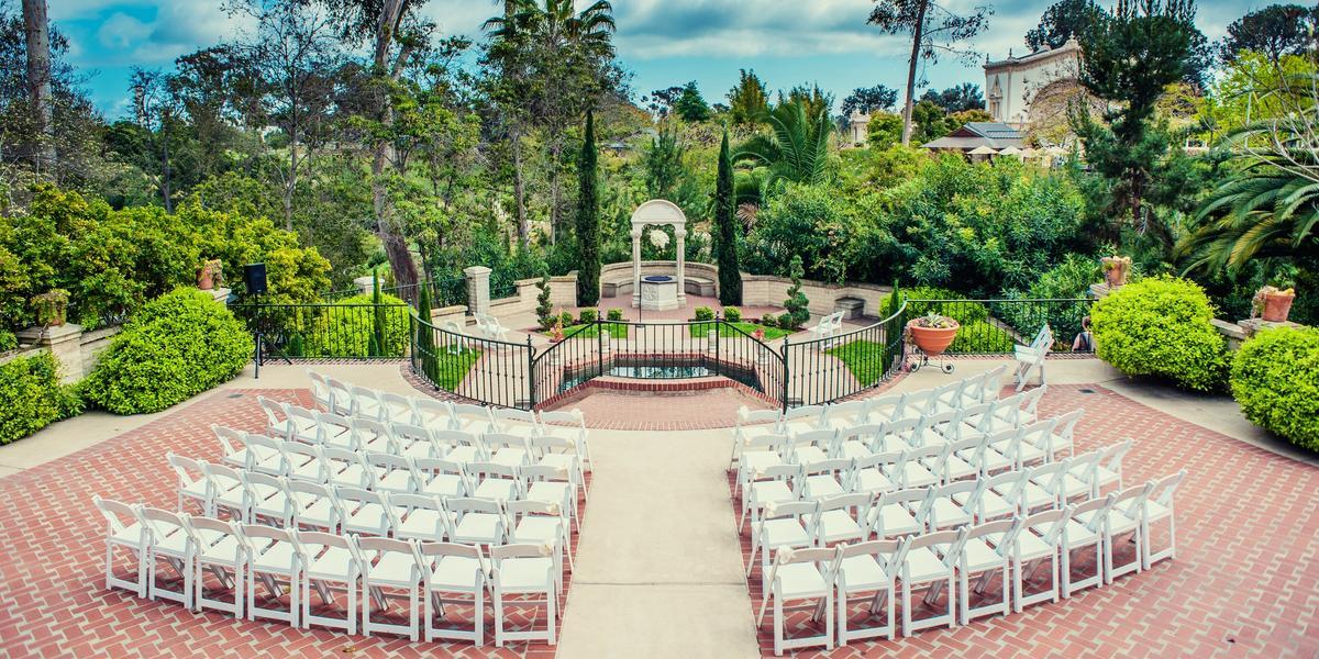 The Prado At Balboa Park Weddings Get Prices For Wedding