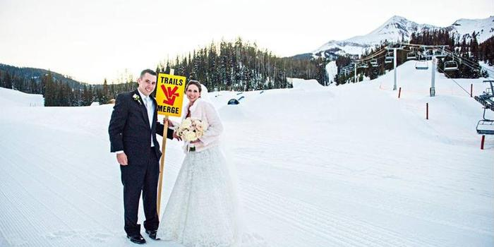 Big Sky Resort wedding venue picture 9 of 14 - Photo by: Lauren Brown Photography