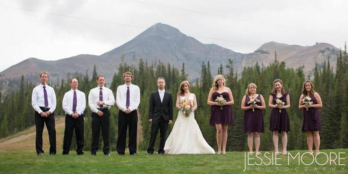 Big Sky Resort wedding venue picture 7 of 14 - Photo by: Jessie Moore Photography