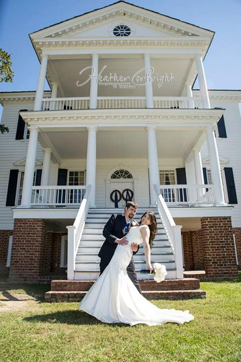 Kershaw-Cornwallis House wedding venue picture 8 of 8 - Photo by: Heather Cortright Photography & Design