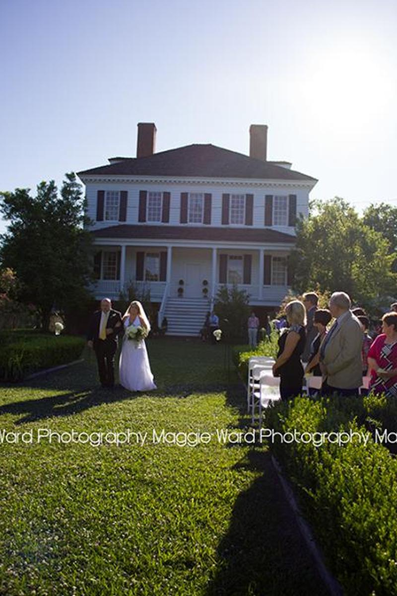 Kershaw-Cornwallis House wedding venue picture 7 of 8 - Photo by: Maggie Ward Photography