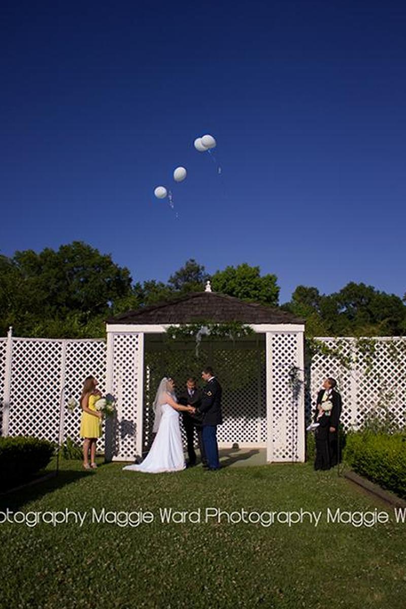 Camden sc wedding