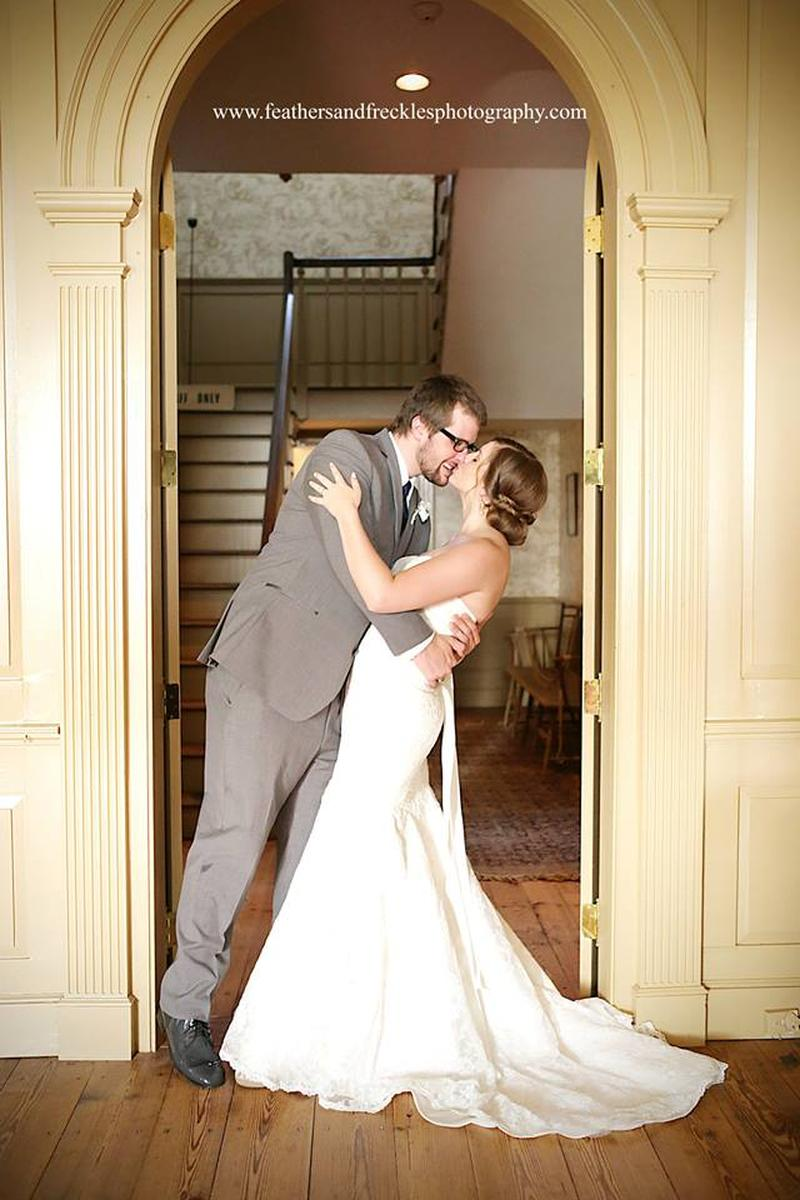Kershaw-Cornwallis House wedding venue picture 5 of 8 - Photo by: Feathers & Freckles Photography