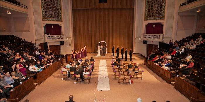 Madison Masonic Center wedding venue picture 2 of 12 - Provided by: Madison Masonic Center