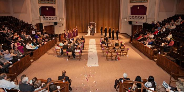 Madison Masonic Center wedding venue picture 9 of 12 - Provided by: aRiana muRillo Photography