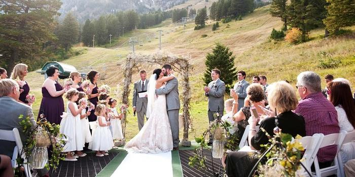 Bridger Bowl wedding venue picture 1 of 8 - Photo by: Cali Frankovic Photography