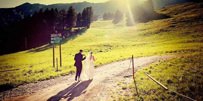 Bridger Bowl wedding venue picture 3 of 8 - Photo by: Joey Nicole Photography