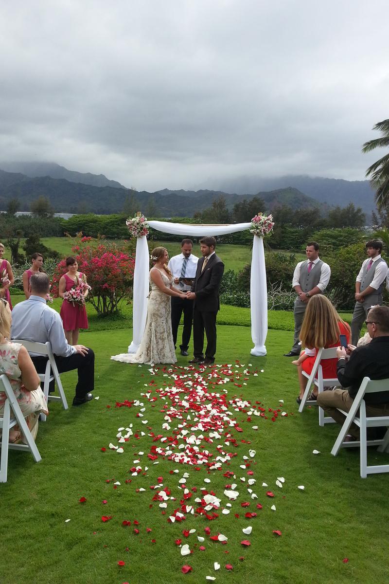 Hanalei Bay Resort Weddings Get Prices For Wedding