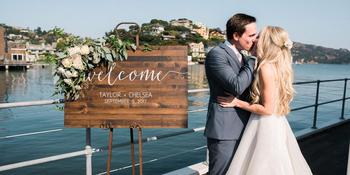 China Cabin weddings in Tiburon CA