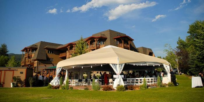The Lodge at Whitefish Lake wedding venue picture 6 of 8 - Photo by: B2 Photography
