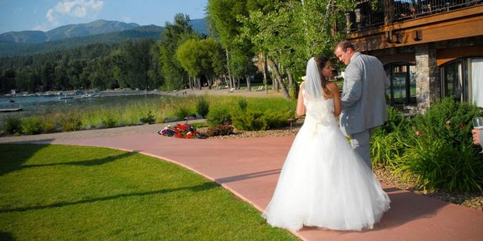 The Lodge at Whitefish Lake wedding venue picture 8 of 8 - Photo by: B2 Photography