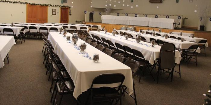 Gallatin Gateway Community Center wedding venue picture 1 of 8 - Provided by: Gallatin Gateway Community Center