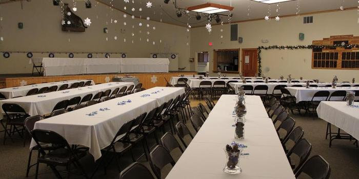 Gallatin Gateway Community Center wedding venue picture 2 of 8 - Provided by: Gallatin Gateway Community Center