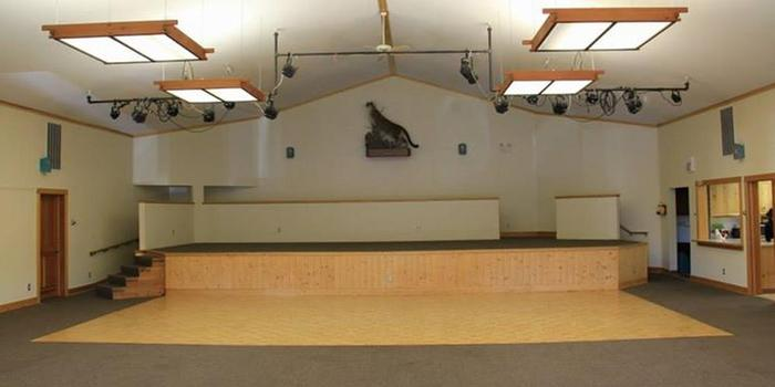 Gallatin Gateway Community Center wedding venue picture 4 of 8 - Provided by: Gallatin Gateway Community Center