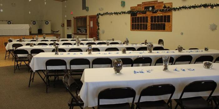 Gallatin Gateway Community Center wedding venue picture 5 of 8 - Provided by: Gallatin Gateway Community Center