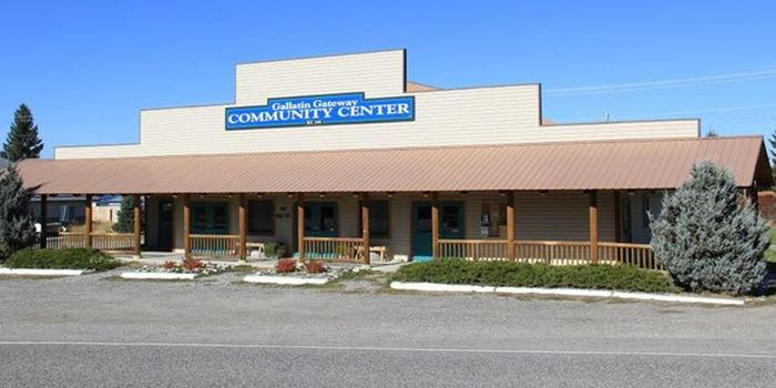 Gallatin Gateway Community Center wedding venue picture 6 of 8 - Provided by: Gallatin Gateway Community Center