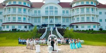 Blue Harbor Resort and Spa weddings in Sheboygan WI