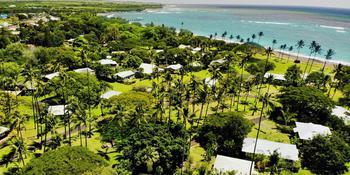 Waimea Plantation Cottages Weddings in Waimea, Kauai HI