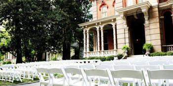 Woodruff-Fontaine House weddings in Memphis TN