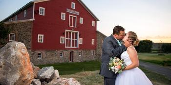 Kleffner Ranch Barn weddings in East Helena MT