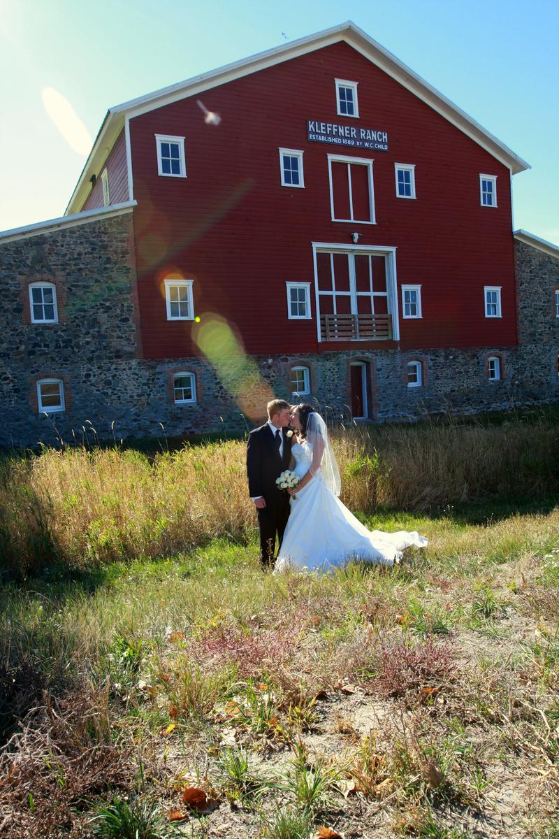 Kleffner Ranch Barn wedding venue picture 9 of 13 - Provided by: Kleffner Ranch Barn