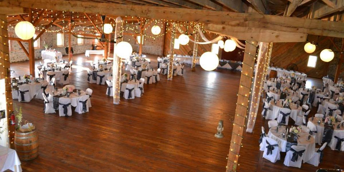 Kleffner Ranch Pavillion Weddings Get Prices For Wedding