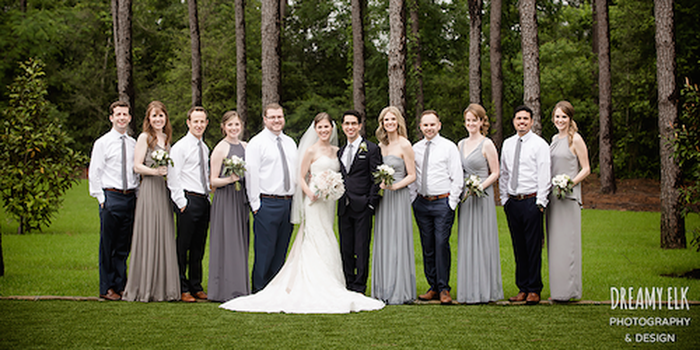 THE SPRINGS in The Woodlands wedding venue picture 11 of 16 - Photo By: Dreamy Elk Photography &Design