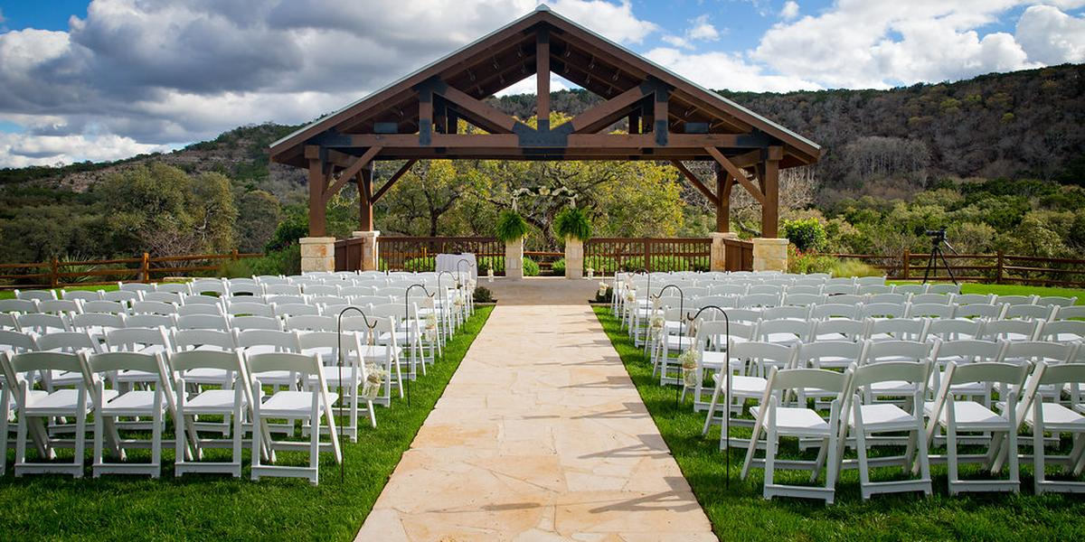 THE SPRINGS in Boerne Weddings | Get Prices for Wedding ...