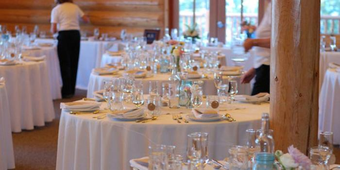Spruce Lodge at Glacier Camp wedding venue picture 4 of 8 - Provided by: Spruce Lodge at Glacier Camp