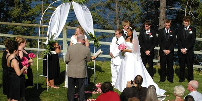Spruce Lodge at Glacier Camp wedding venue picture 8 of 8 - Provided by: Spruce Lodge at Glacier Camp