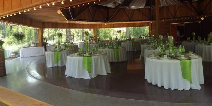 Gallatin River Hideaway - Bridal Veil Venue wedding venue picture 2 of 7 - Provided by:  Gallatin River Hideaway - Bridal Veil Venue