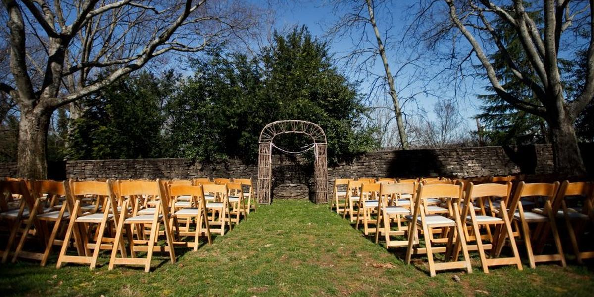 Knoxville Botanical Garden And Arboretum Weddings