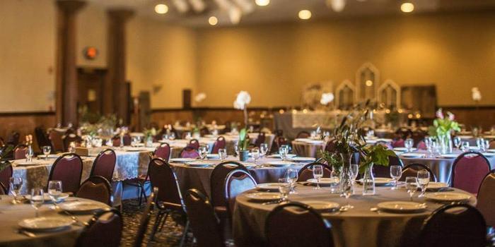 Ballroom At The Westside Weddings