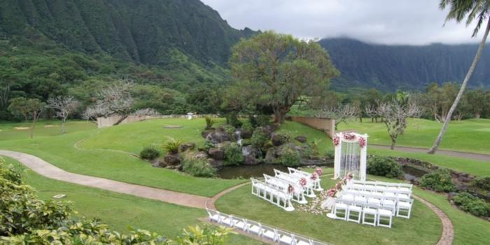 Ko'olau Ballrooms & Conference Center wedding Oahu