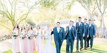 McDowell Mountain Golf Club weddings in Scottsdale AZ