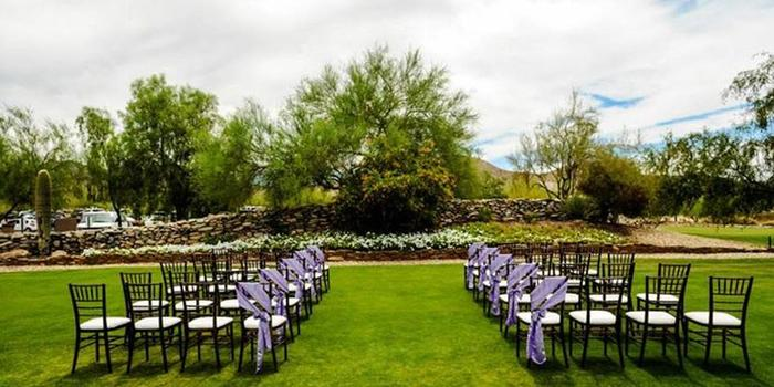 McDowell Mountain Golf Club wedding venue picture 1 of 8 - Photo by: Harley Bonham Photography
